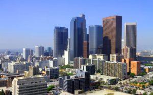 LA Skyline - Homepage